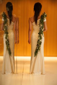 【THE DRESS 】Slender line