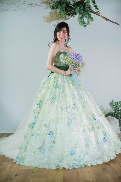Color dress LAURA ASHLEY